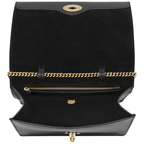 Buy Mulberry Christy Leather Clutch Handbag Online at johnlewis.com