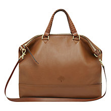 Buy Mulberry Effie Leather Tote Handbag Online at johnlewis.com