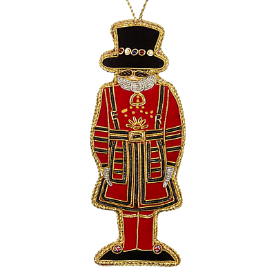 Image of Tinker Tailor Tourism Beefeater Hanging Decoration