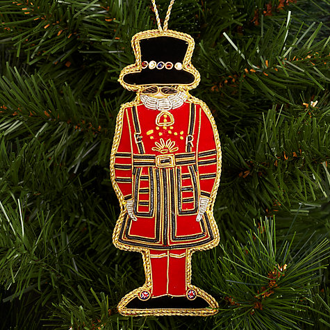 Buy Tinker Tailor Beefeater Tree Decoration Online at johnlewis.com