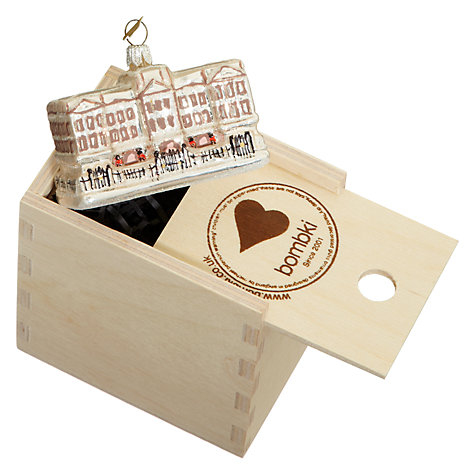Buy Bombki Little Buckingham Palace Tree Decoration, Multi Online at johnlewis.com