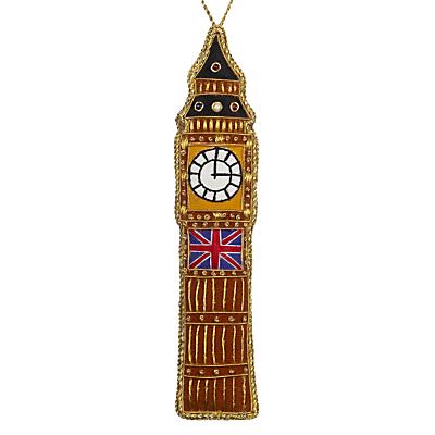 Image of Tinker Tailor Tourism Big Ben Hanging Decoration