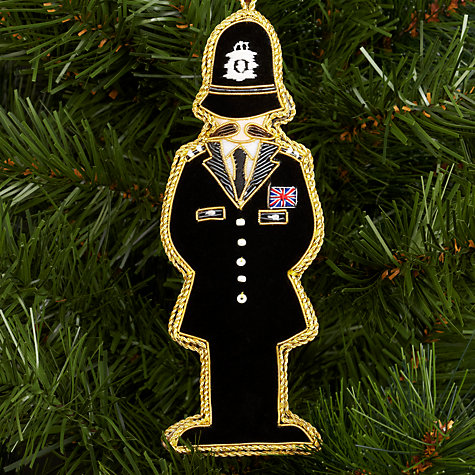 Buy Tinker Tailor Policeman Tree Decoration Online at johnlewis.com