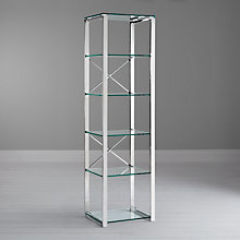 Buy John Lewis Frost Shelving Unit Online at johnlewis.com