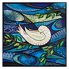 Buy Almanac Dove Of Peace Charity Christmas Card, Box of 8 Online at johnlewis.com
