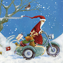 Buy Paperhouse Express Delivery Charity Christmas Cards, Pack of 6 Online at johnlewis.com