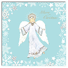 Buy Hammond Gower Pastel Angel Charity Christmas Cards, Box of 5 Online at johnlewis.com