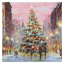 Buy Almanac City Tree Charity Christmas Cards, Box of 8 Online at johnlewis.com
