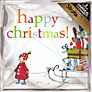 Buy Almanac Santa's Little Helper Charity Christmas Cards, Box of 8 Online at johnlewis.com