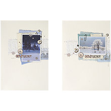 Buy UK Greetings Special Editions Winter Scenes Charity Christmas Cards, Box of 8 Online at johnlewis.com