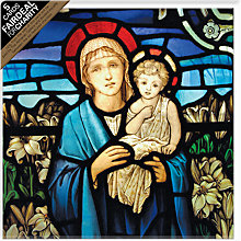 Buy Almanac Madonna And Child Charity Christmas Cards, Box of 5 Online at johnlewis.com