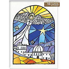 Buy Almanac Christmas Angel Charity Christmas Cards, Box of 10 Online at johnlewis.com