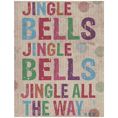 Buy UK Greetings Special Editions Jingle Bells Charity Christmas Cards, Box of 8 Online at johnlewis.com