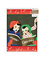 Almanac Carollers Charity Christmas Cards, Box of 10