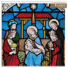 Buy Almanac The Birth Of Christ Charity Christmas Cards, Box of  5 Online at johnlewis.com