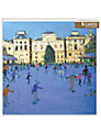 Almanac Skaters at Somerset House Christmas Cards, Box of 5