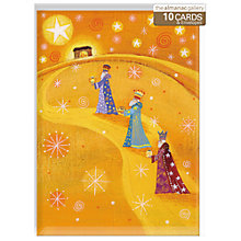 Buy Almanac We Three Kings Charity Christmas Cards, Box of 10 Online at johnlewis.com