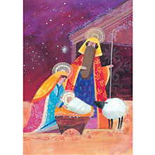 Buy Ling Design Little Jesus Charity Christmas Cards, Box of 5 Online at johnlewis.com