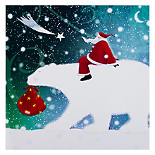 Buy Woodmansterne The Journey Charity Christmas Cards, Box of 5 Online at johnlewis.com