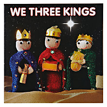 Buy Mint Three Kings Charity Christmas Cards, Box of 5 Online at johnlewis.com