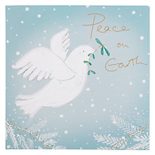 Buy Woodmansterne Perfect Harmony Charity Christmas Cards, Box of 5 Online at johnlewis.com