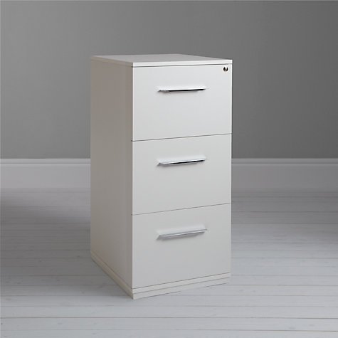 Buy John Lewis Navarra 3 Drawer Filing Cabinet Online at johnlewis.com