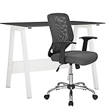 Buy John Lewis James and Madison Office Chair and Desk Set Online at johnlewis.com
