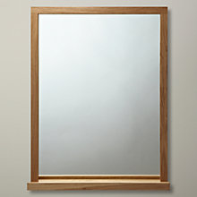 Buy John Lewis Northgate Hallway Mirror Online at johnlewis.com