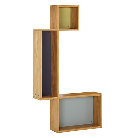 Buy John Lewis Donato Wall Storage Box Online at johnlewis.com