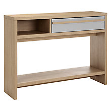 Buy House by John Lewis Porto Console Table Online at johnlewis.com