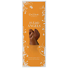 Buy Hotel Chocolat Caramel Milk Chocolate Little Angels, Buy 3 Save £3 Online at johnlewis.com