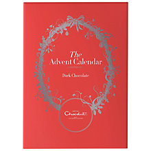Buy Hotel Chocolat Dark Chocolate Ultimate Advent Calendar Online at johnlewis.com