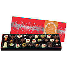 Buy Hotel Chocolat Sleekster Classic Christmas Selection, 290g Online at johnlewis.com