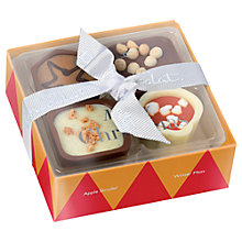 Buy Hotel Chocolat Christmas Mini Selection, 45g Online at johnlewis.com