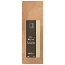 Buy Hotel Chocolat Cuisine Ground Cocoa Royale, 250g Online at johnlewis.com