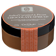 Buy Hotel Chocolat Cuisine Salted Caramel & Pecan Chocolate Spread, 150g Online at johnlewis.com