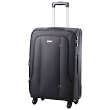 Buy Carlton Euston 4-Wheel Large Suitcase Online at johnlewis.com
