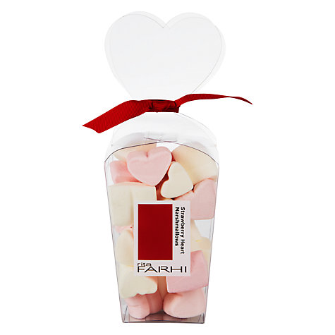 Buy Farhi Heart Mallows, 100g Online at johnlewis.com