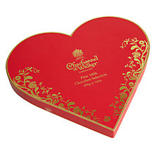 Buy Charbonnel et Walker Fine Chocolate Selection in Heart Box, 400g Online at johnlewis.com