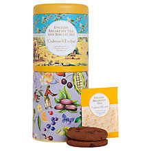 Buy Crabtree & Evelyn Breakfast Tea and Biscuits Set Online at johnlewis.com