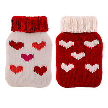 Buy John Lewis Heart Hand Warmer, Assorted Online at johnlewis.com