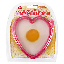 Buy Heart Egg Shaper Online at johnlewis.com