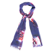 Buy Kaliko Shadow Rose Scarf, Multi Online at johnlewis.com
