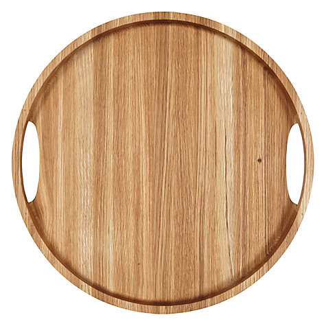 Buy John Lewis Circular Tray Online at johnlewis.com