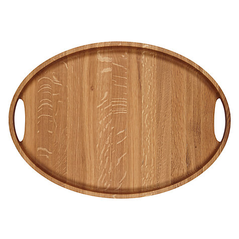 Buy John Lewis Oval Tray Online at johnlewis.com