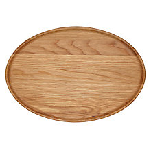 Buy John Lewis New England Oval Tray Online at johnlewis.com