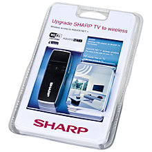 Buy Sharp ANWUD630 Wireless Dongle for Sharp TVs Online at johnlewis.com