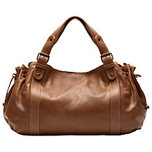 Buy Gérard Darel Zipped 24 Hours Saint Germain Leather Bag Online at johnlewis.com