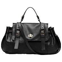 Buy Gérard Darel Eton Saint Germain Bag, Black Online at johnlewis.com