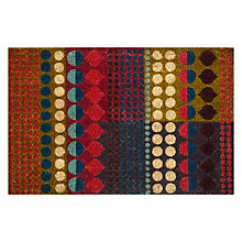 Buy Margo Selby for John Lewis Yoyo Doormat, L50 x W75cm, Multi Online at johnlewis.com